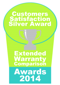 extended warranty comparison awards badge silver 2014